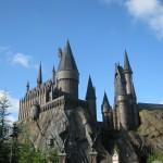 Hogwarts Castle at Wizarding World