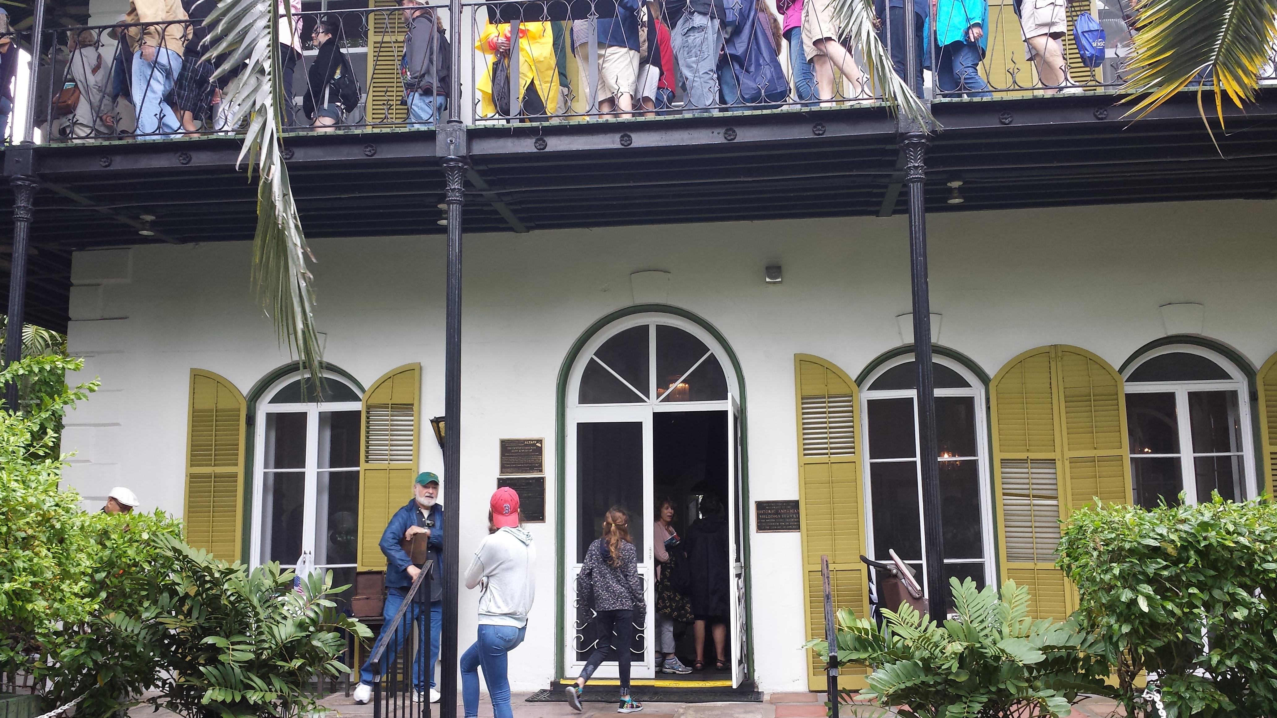 Hemingway 39 S Key West Studio And Giveaway