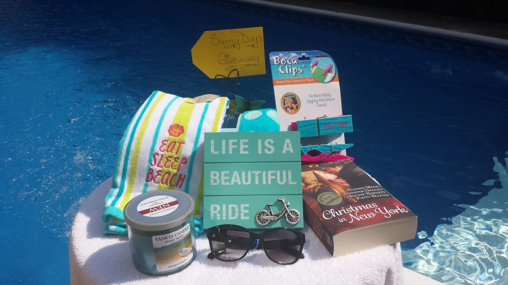 Sunny Days Giveaway Promo