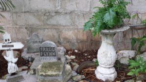 Hemingway Pet Cemetery