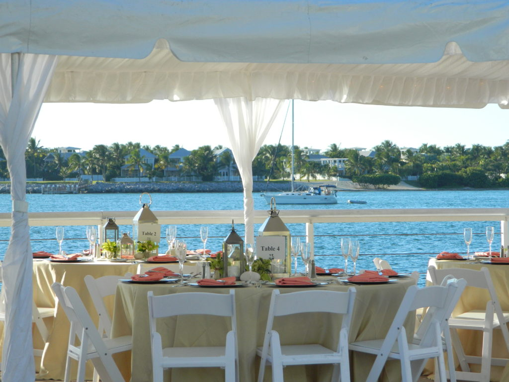 wedding idea on mallory square